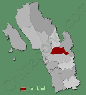 বোয়ালখালী উপজেলা