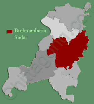 Brahmanbaria Sadar, ব্রাহ্মণবাড়িয়া সদর