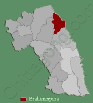 ব্রাহ্মণপাড়া উপজেলা
