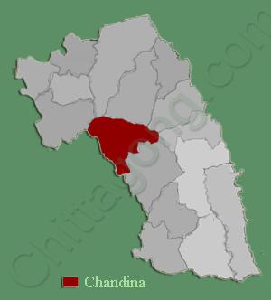 চান্দিনা উপজেলা