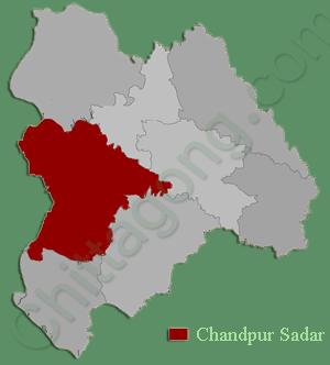 Chandpur Sadar, চাঁদপুর সদর