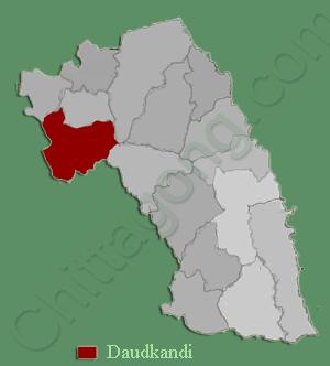 দাউদকান্দি উপজেলা