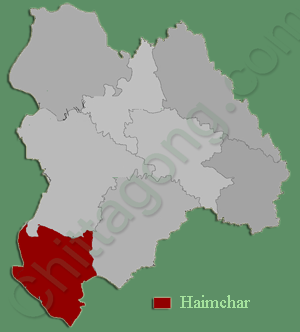 হাইমচর উপজেলা