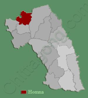 হোমনা উপজেলা