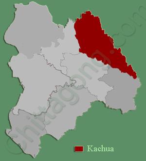 কচুয়া উপজেলা