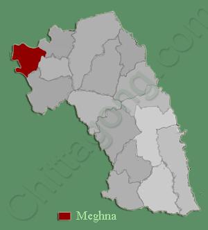 মেঘনা উপজেলা