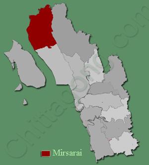 Mirsharai Upazila, মীরসরাই উপজেলা