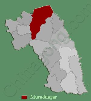 মুরাদনগর উপজেলা