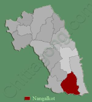 নাঙ্গলকোট উপজেলা