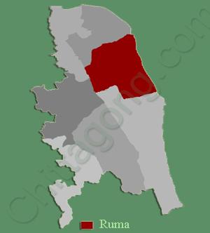 রুমা উপজেলা