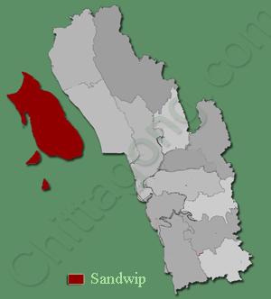 সন্দ্বীপ উপজেলা