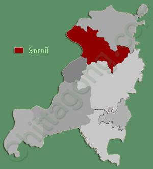 সরাইল উপজেলা