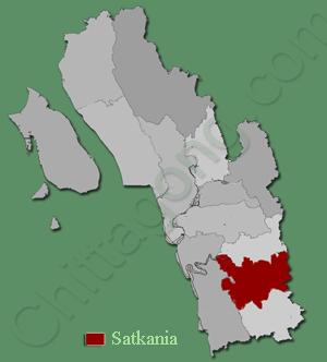 সাতকানিয়া উপজেলা