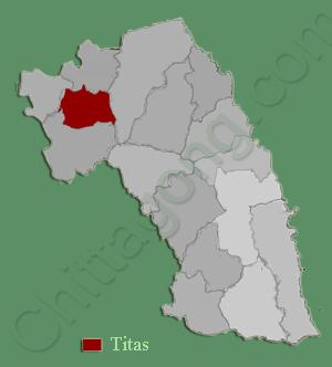 তিতাস উপজেলা