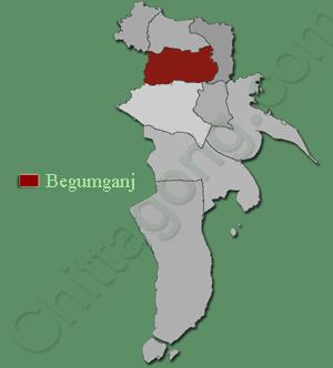 বেগমগঞ্জ উপজেলা