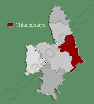 ছাগলনাইয়া উপজেলা