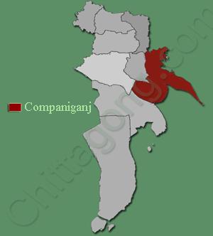 কোম্পানিগঞ্জ উপজেলা