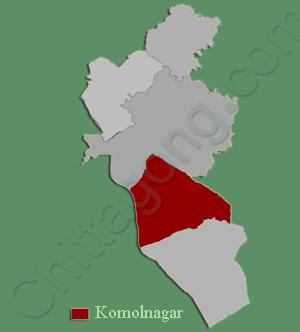 কমল নগর উপজেলা