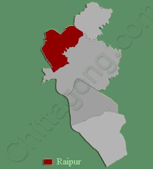 রায়পুর উপজেলা