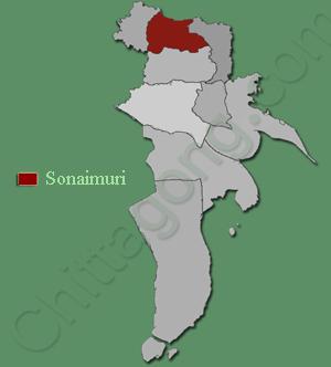 সোনাইমুড়ি উপজেলা