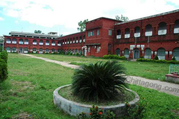 One of the Chittagong high schools